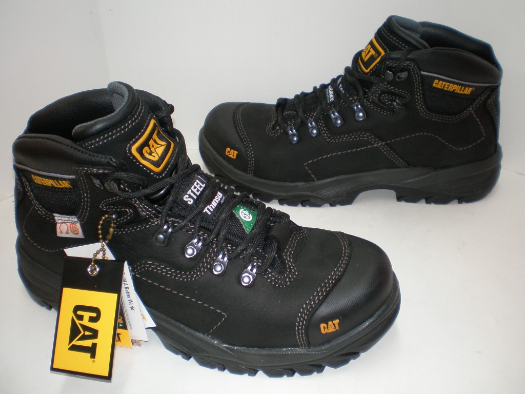 Mens Caterpillar Coolant CSA 200 Grams Thinsulate Steel Toe Work ...