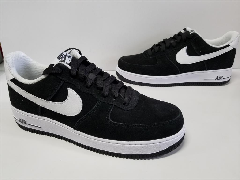 23fc422982e New In Box MENS Nike Air Force 1 AF1  07 Black White 315122 068
