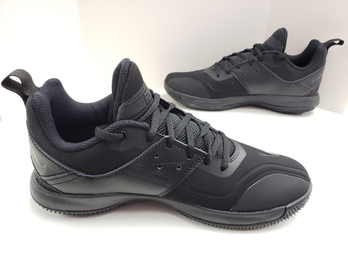af0720a76226 Nike Basketball Fly.By Fly By Low II 2 NBK Black Black Anthracite ...