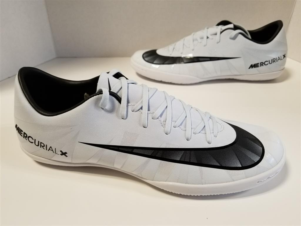 new product db075 678a6 Details about MENS Nike MercurialX Victory VI 6 CR7 IC Blue Tint / Black -  White 852526 401