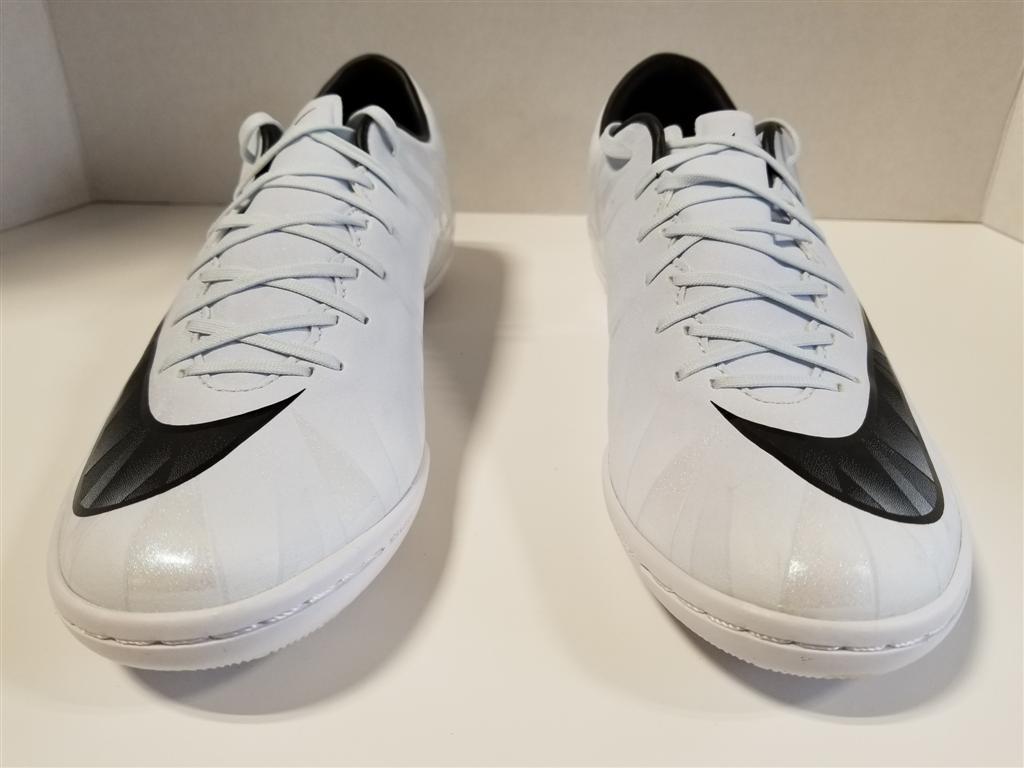 MENS Nike MercurialX Victory VI 6 CR7 IC Blue Tint   Black - White ... 46f3bd3a02afe